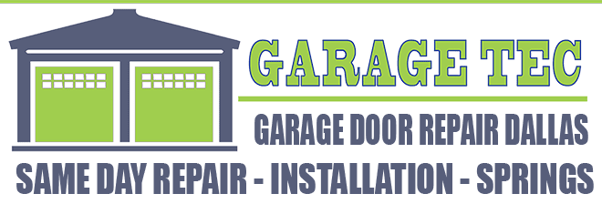 Garage Tec Garage Door Repair Dallas TX Logo