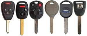 Transponder Key Programming Houston