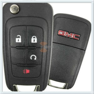 GMC replacement key