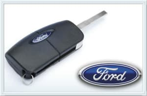 Ford replacement key